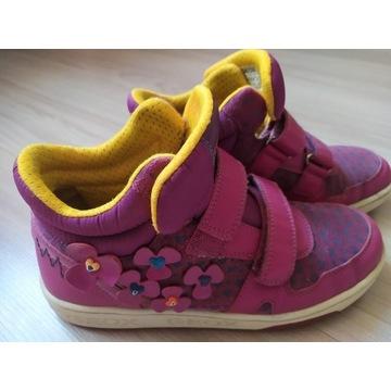 Geox jesienne buty dziewczęce, r. 37