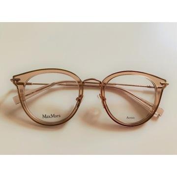 Okulary korekcyjne MAX MARA nowe