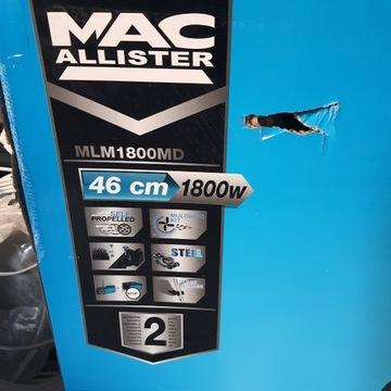 kosiarka macallister nowa 1800w 46cm