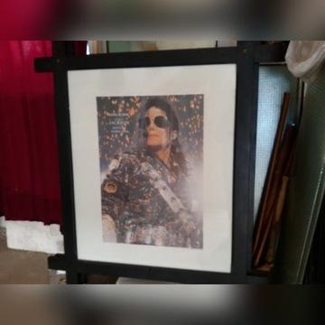 Michael Jackson-Plakat
