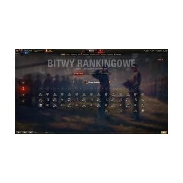 Wot bitwy rankingowe/ world of tanks/ rankedy