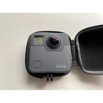 GoPro Fusion kamera 360° - Zestaw!