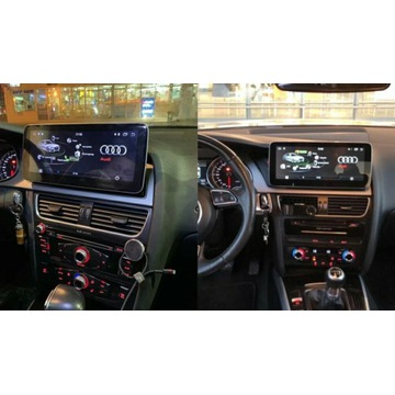 Android, YouTube, GPS, Audi A4 b8 mmi2g high 64GB