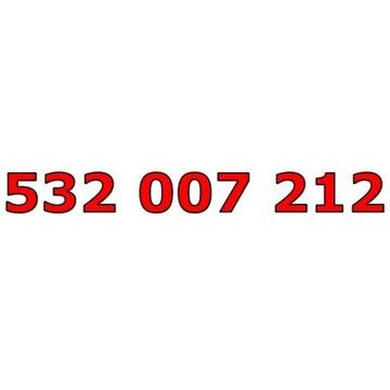 532 007 212 T-MOBILE ŁATWY ZŁOTY NUMER STARTER