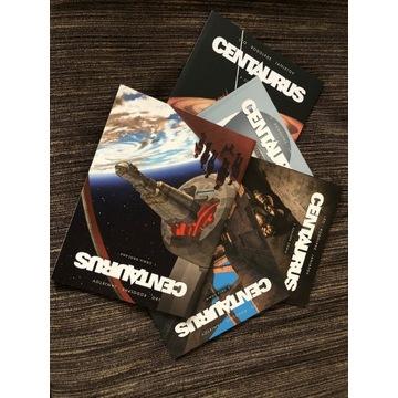 Centaurus - komiks LEO komplet