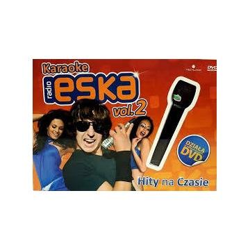 Karaoke Radio Eska Hity na Czasie vol.2 + mikrofon
