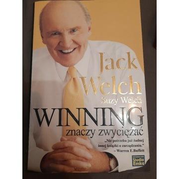 Jack Welch Suzy Winning znaczy zwyciężać