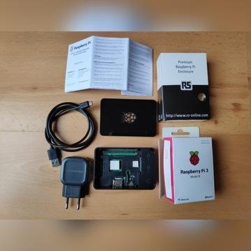 Raspberry Pi 3B - 1.2GHz x 4, WiFi, Bluetooth