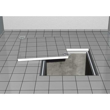 Właz rewizyjny   do kostki 70x70x8 cm  studzienka