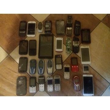 telefony złom