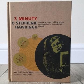 3 MINUTY O STEPHENIE HAWKINGU - P.Parsons, G.Dixon