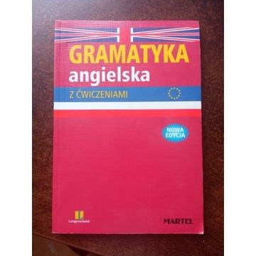 Gramatyka język angielski i niemiecki.