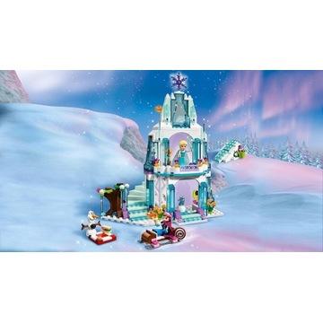 Lego Disney Kraina Lodu 41062Błyszczący Zamek Elzy