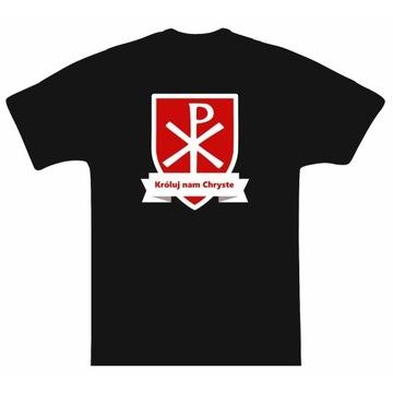 Koszulka katolicko-patriotyczna Króluj Nam Chryste