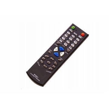 Pilot uniwersalny do różnych TV i innych urządzeń