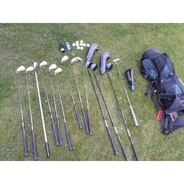 Torba wraz z osprzętem do gry w golfa Orbiter