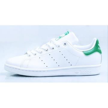 Adidas stan Smith Biale 43 sportowe buty m20324 wh