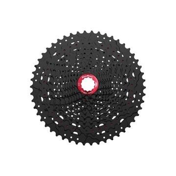 Kaseta Sunrace MZ90 12s 11-50 czarno-czerwona 12rz