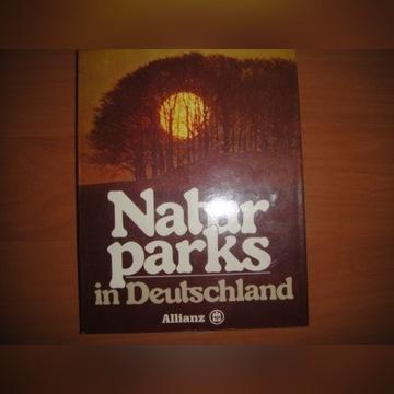 Parki naturalne w Niemczech