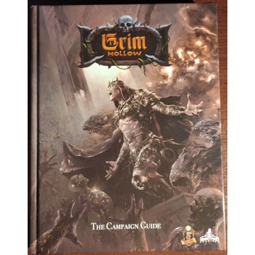 Grim Hollow - Campaign Guide rpg nowy