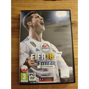 Gra FIFA 18 - PC paczkomat
