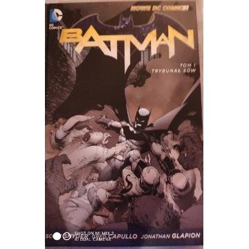 Batman tom 1 trybunał sów