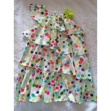 Mayoral - Abel&Lula - cudna sukienka -128 cm