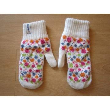 ciepłe rękawiczki na jeden palec jednopalczaste