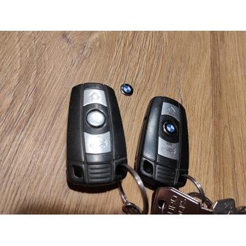 Emblemat na pilot BMW znaczek