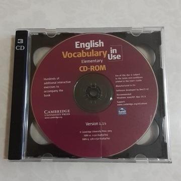 angielski - Cambridge- 3CD   + słownik multimed.