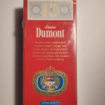 Papierosy Dumont - kolekcjonerskie