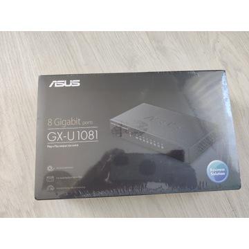 Asus GX-U1081 Gigabit Switch! Nowy!