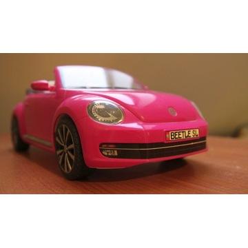Samochód Barbie - Kultowy VW Beetle SL w kartonie