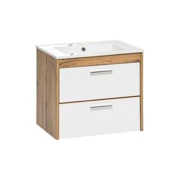 IBIZA 820 - Szafka pod umywalkę + umywalka 60cm 2S