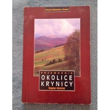 Okolice Krynicy - Bogdan Mościcki