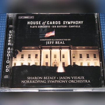 JEFF BEAL HOUSE OF CARDS SYMPHONY  SACD  2CD