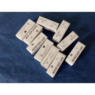 Halogeny G9 10 sztuk