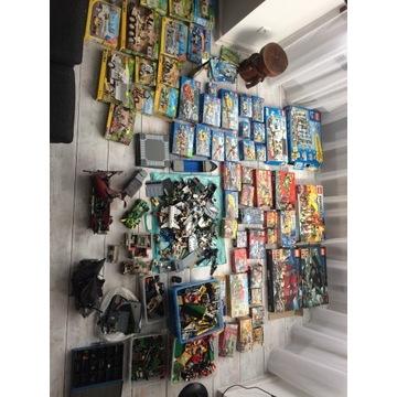 Klocki Lego  CITY Ninjago Pirates ... i Cobi