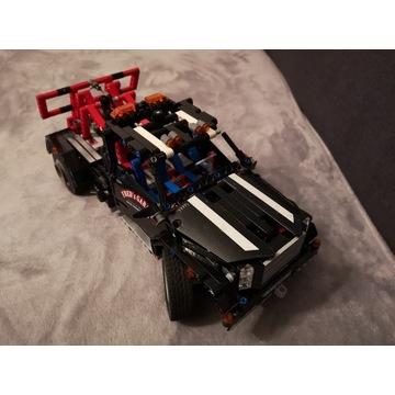lego technic 9395 Pick-ip tow truck freds garage