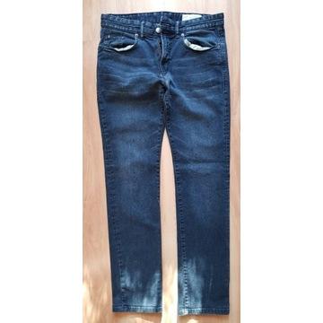 męskie jeansy Esprit -granatowy/navy, roz. W32/L34