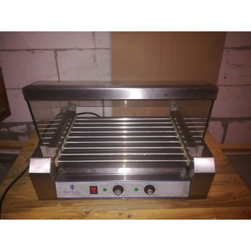 Grill rolkowy Royal RGCG 9E