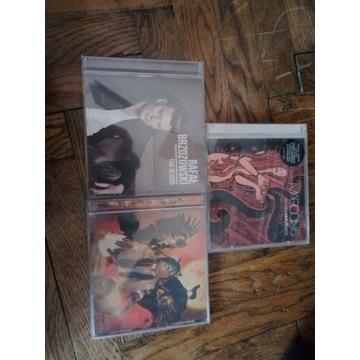 Trzy płyty CD cena z 3 szt