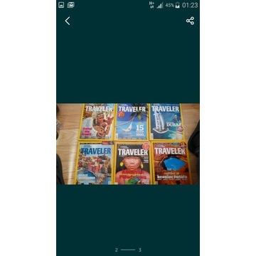 Czasopisma magazyny National Geographic podróże