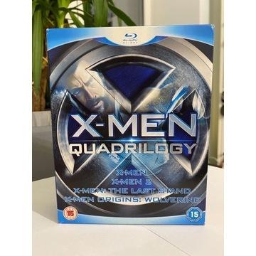 X-Men Quadrilogy