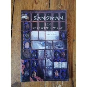 Sandman, sen sprawiedliwych, wyd.1