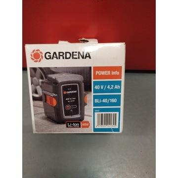 Gardena akumulator Bli-40/160  nr kat.9843