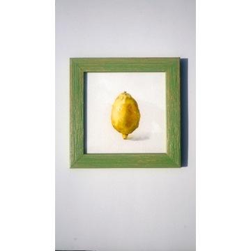 Obraz,akwarela,warzywo