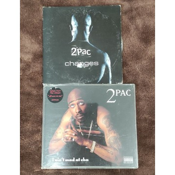 2Pac - I Ain't Mad at Cha + 2Pac - Changes (2 CD)