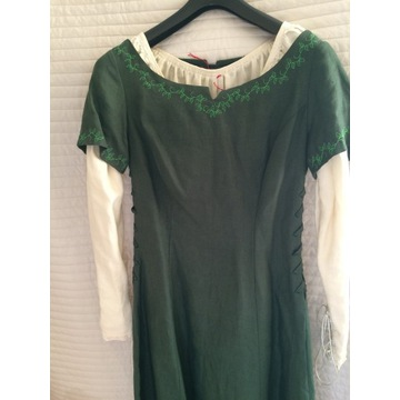 Suknia dla Rycerki, Łuczniczki