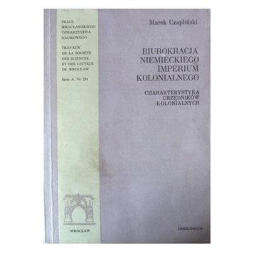 Biurokracja Niemieckiego Imperium Kolonialnego